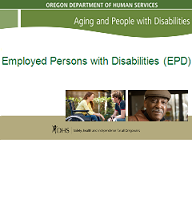 Employed Persons with Disabilities (EPD)
