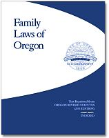 Family Laws of Oregon