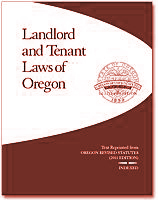 Landlord and Tenant Laws of Oregon